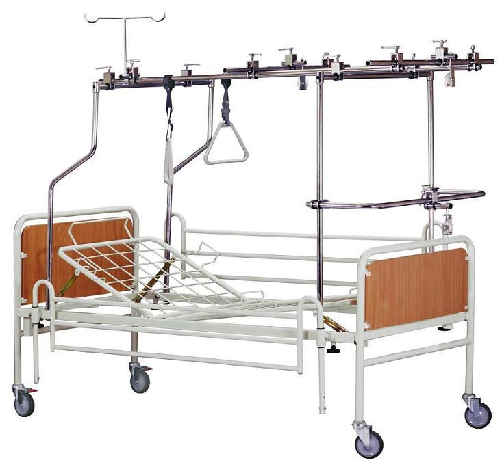 Rehabilitation Bed Double Rehabilitation Frame